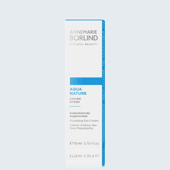 AQUANATURE Cremă pentru ochi cu efect de umplere cu acid hialuronic-2