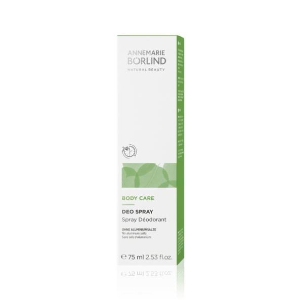 BODY CARE Deodorant natural spray fără aluminiu-2