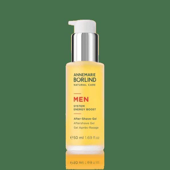 MEN SYSTEM ENERGY BOOST Gel aftershave-1