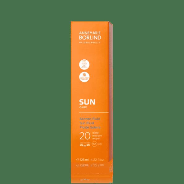 SUN CARE Fluid SPF 20-2