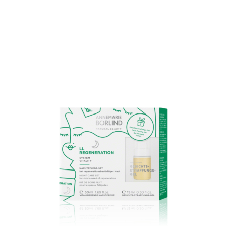 LL REGENERATION Kit de îngrijire de noapte